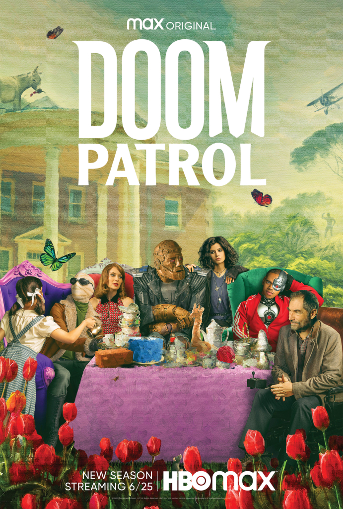 Watch Free HD Series Doom Patrol Season 2