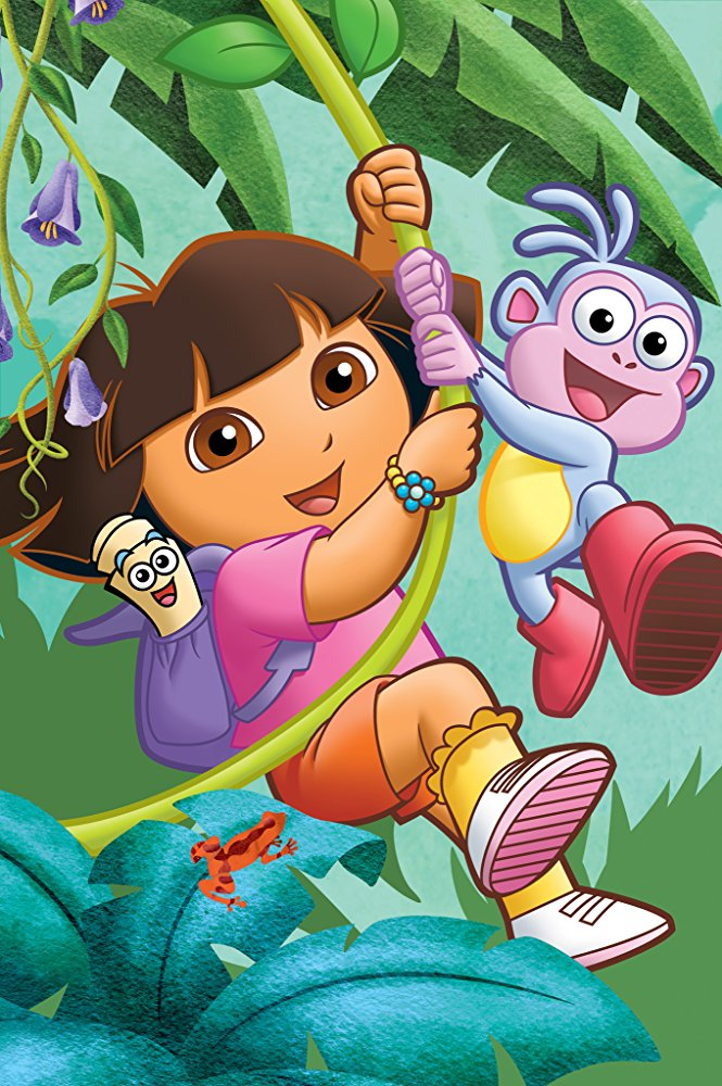 Dora the Explorer Season 1 funtvshow