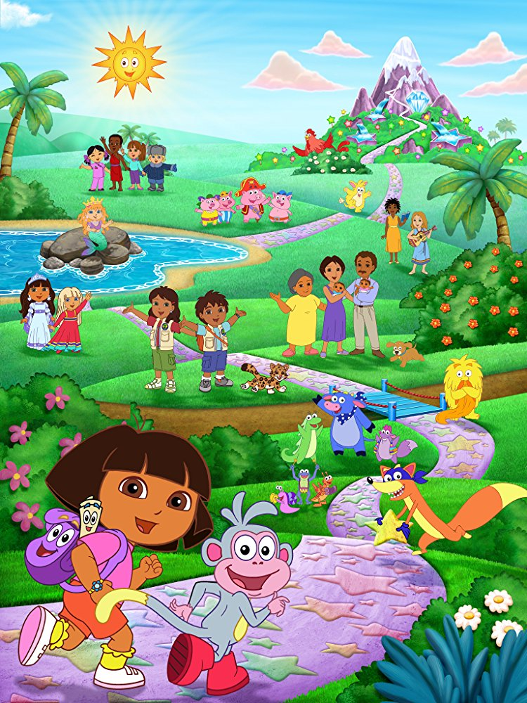 Dora the Explorer Season 3 funtvshow