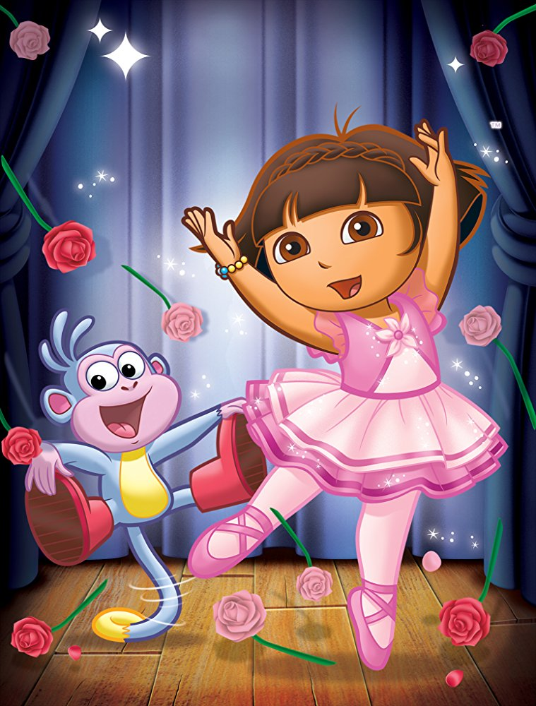 HD Watch Series Dora the Explorer Season 4