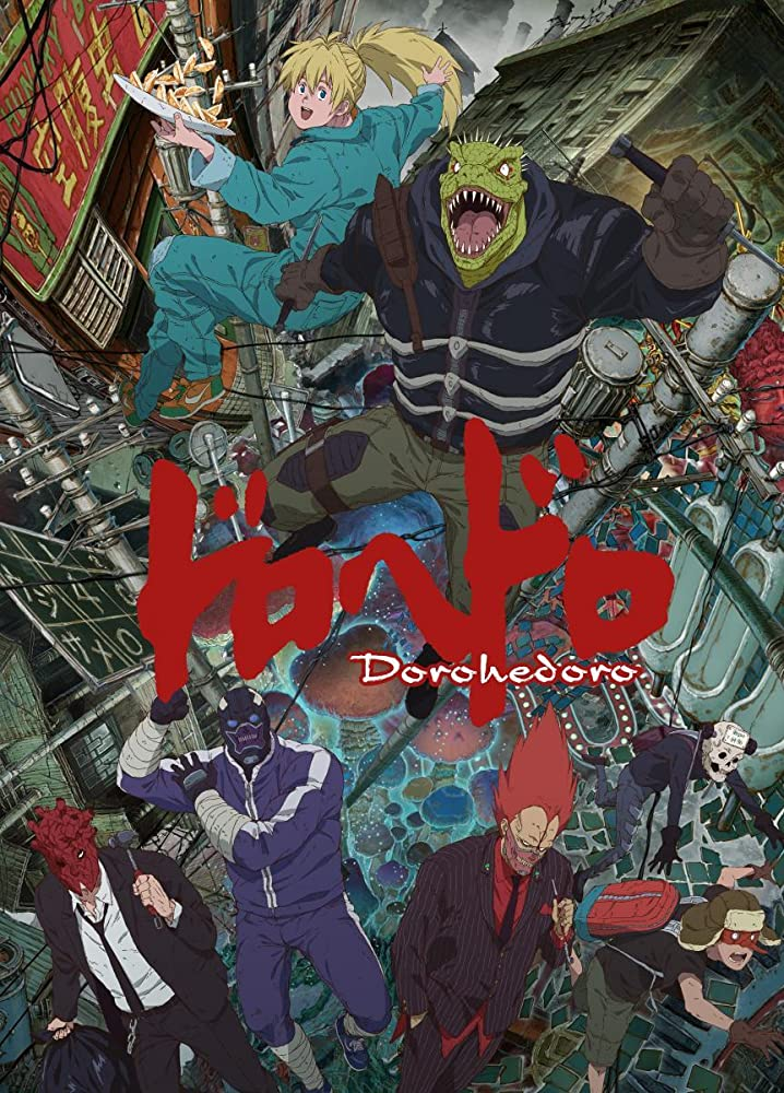 Dorohedoro Season 1 123Movies
