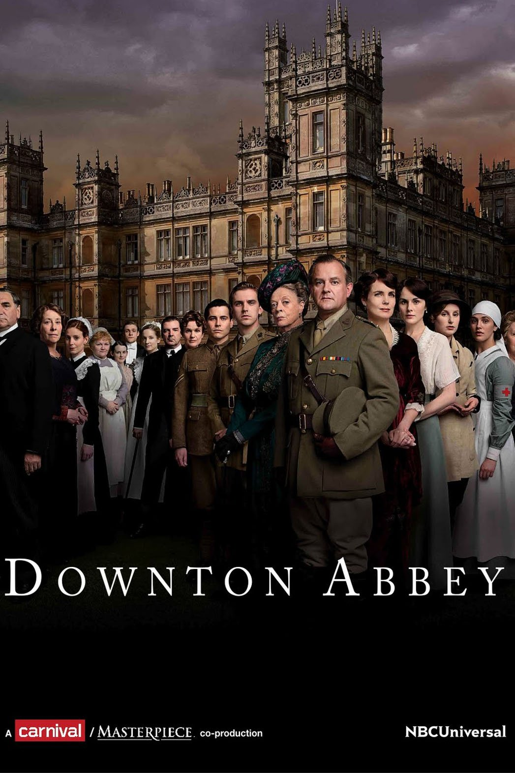 Downton Abbey Season 6 123streams
