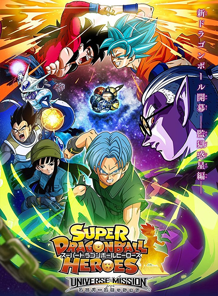 Dragon Ball Heroes Season 1 123streams