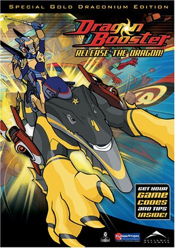 Dragon Booster Season 1 123Movies