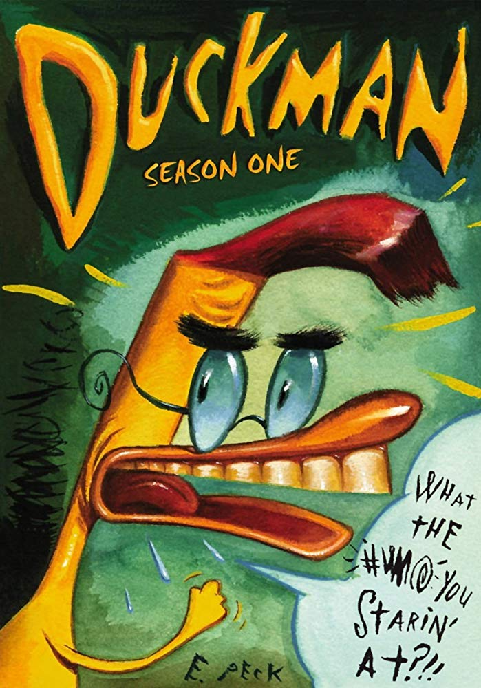 Watch Series Duckman Private DickFamily Man Season 1