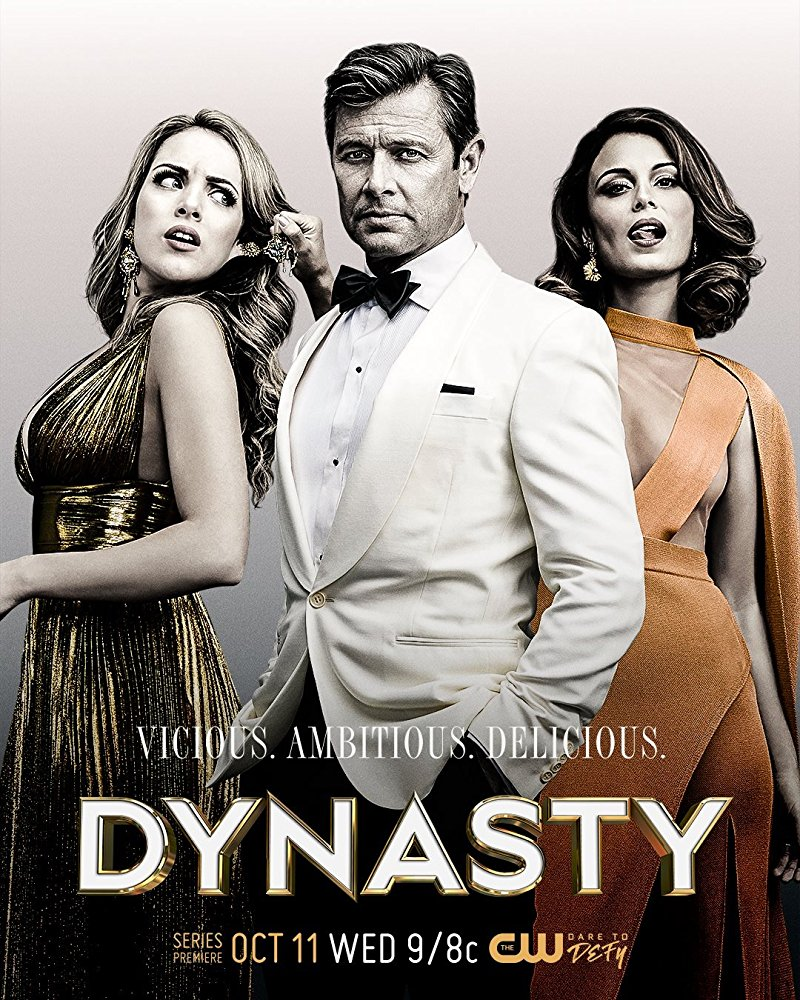 Dynasty Season 1 funtvshow