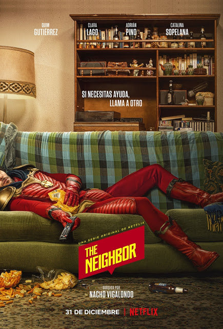 The Neighbor (El Vecino) Season 1 123Movies