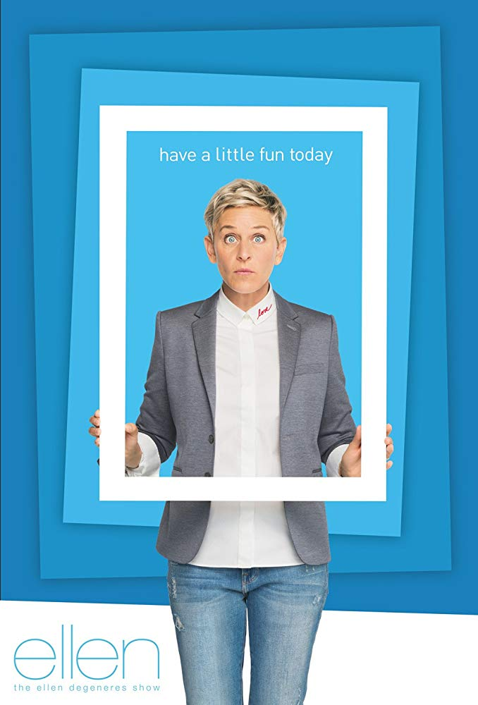 stream Ellen The Ellen DeGeneres Show Season 15