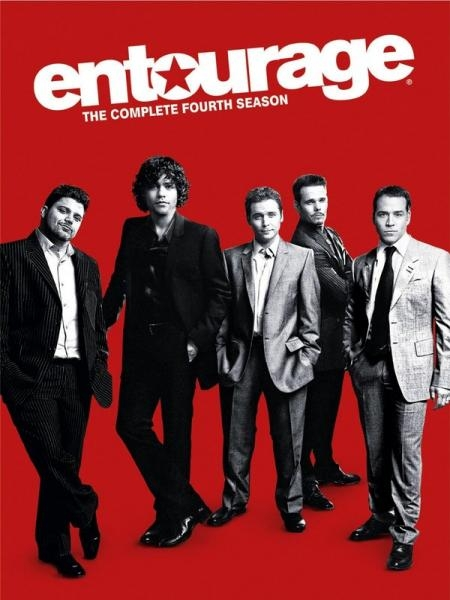 Watch Series Entourage Season 4