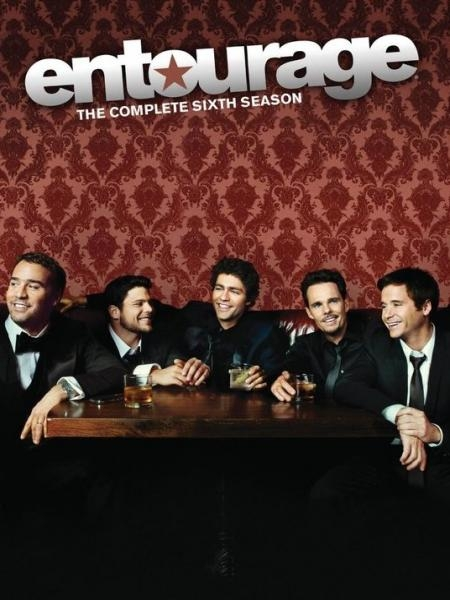 Watch Series Entourage Season 6
