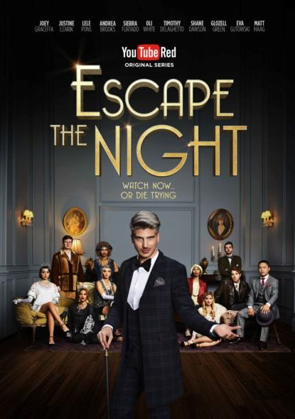 Escape the Night Season 1 123Movies