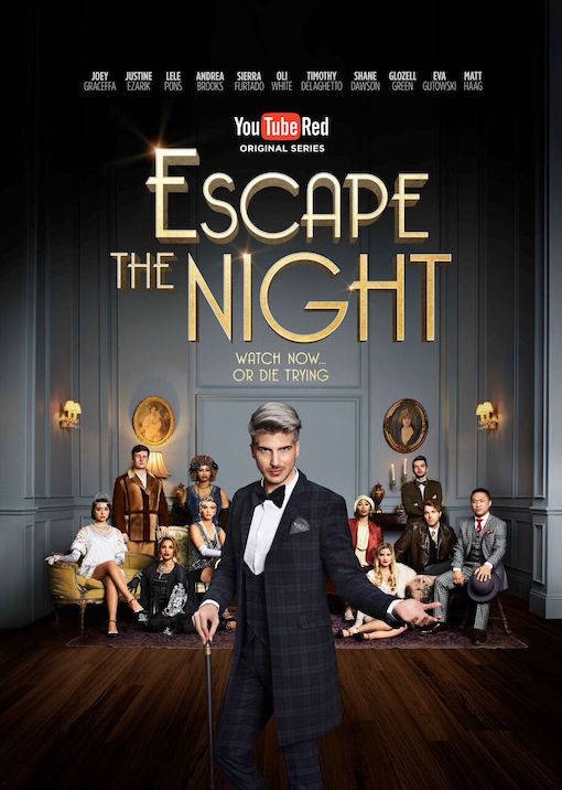 Watch Series Escape the Night Season 2
