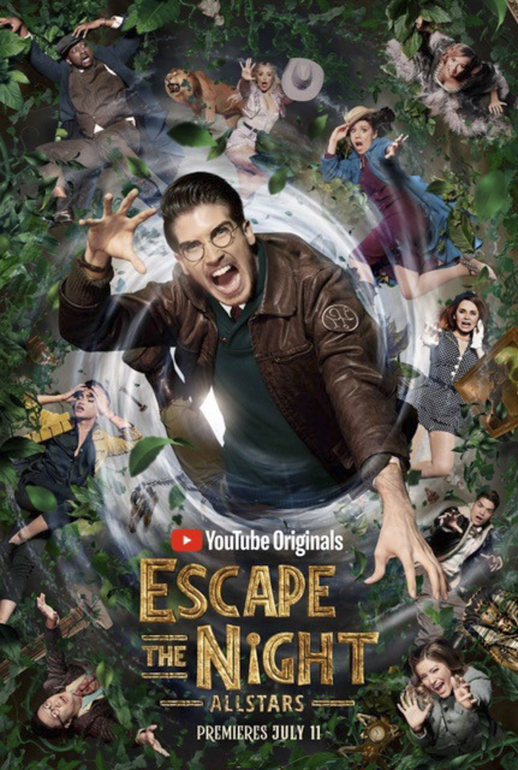 Escape the Night Season 4 123Movies