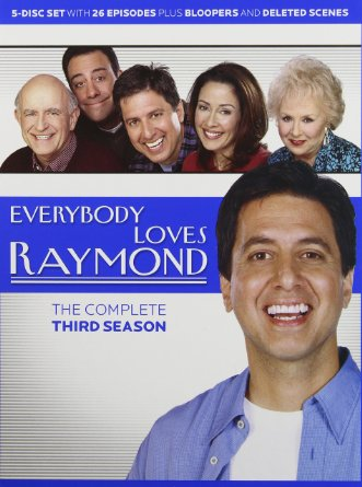 Everybody Loves Raymond Season 3 123Movies