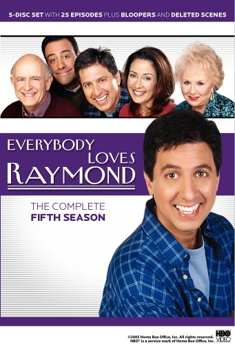 Everybody Loves Raymond Season 5 123streams