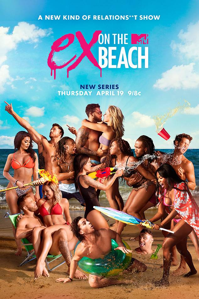 Ex on the Beach (US) Season 2  Projectfreetv
