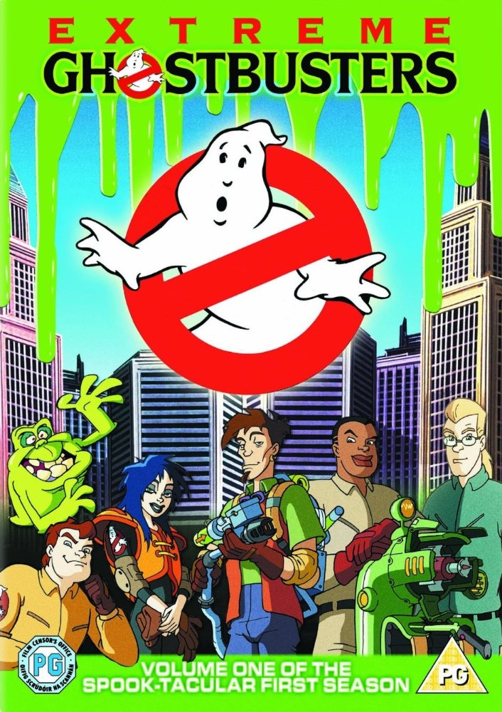 Extreme Ghostbusters Season 1 123Movies