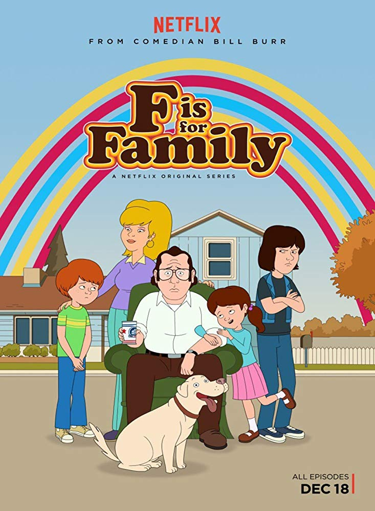 Watch Series F Is For Family Season 3