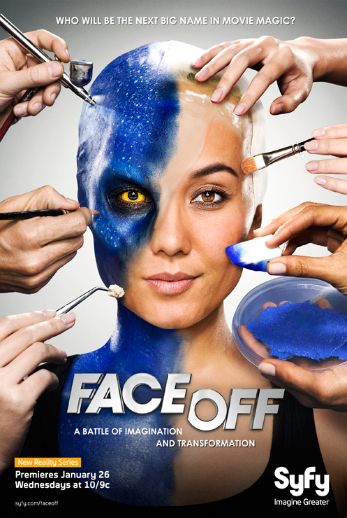 Watch Series Face Off Season 1