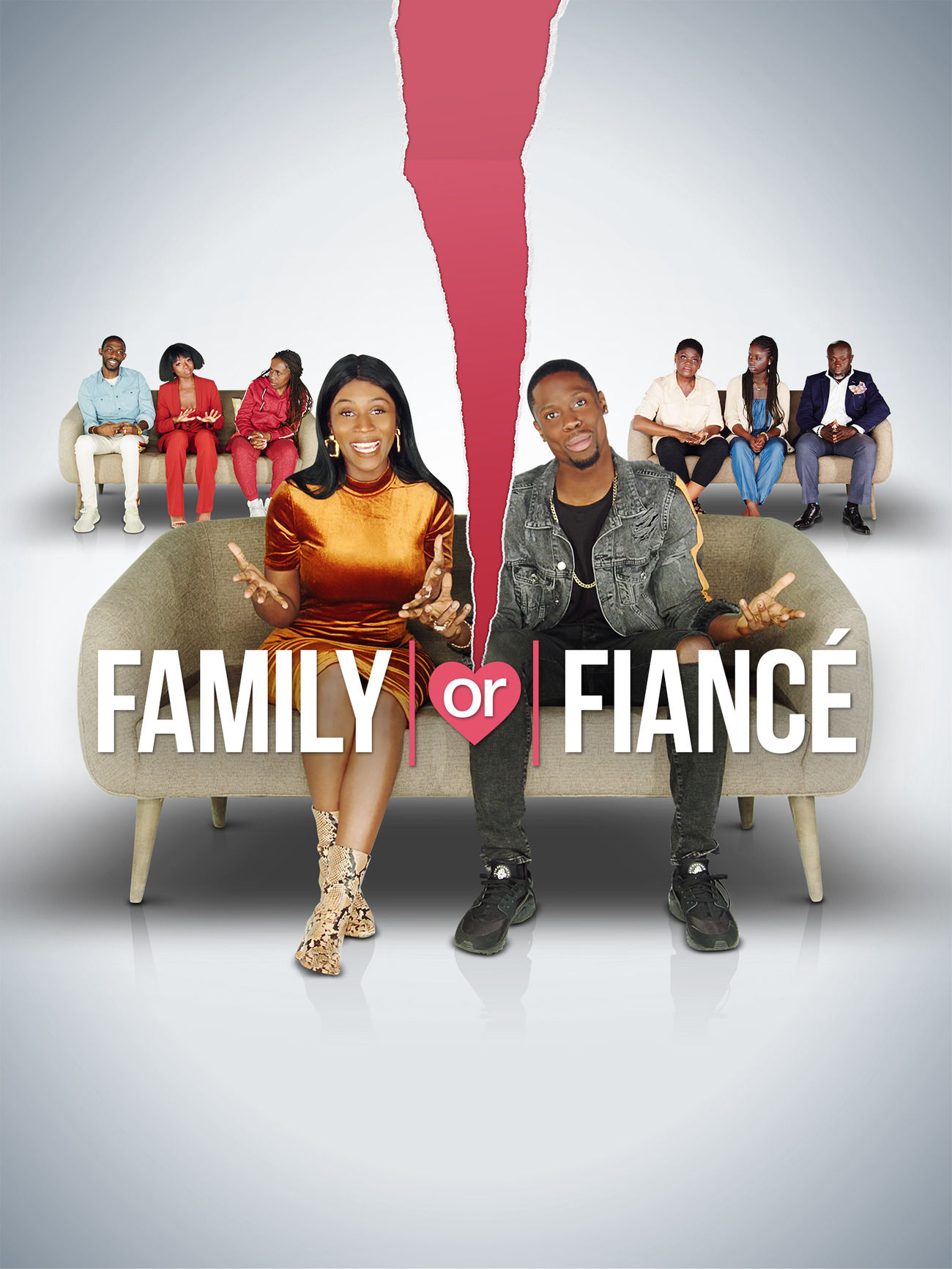 Watch Free HD Series Family or Fiancé Season 3
