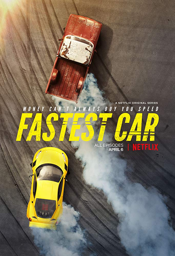 stream Fastest Car Season 2