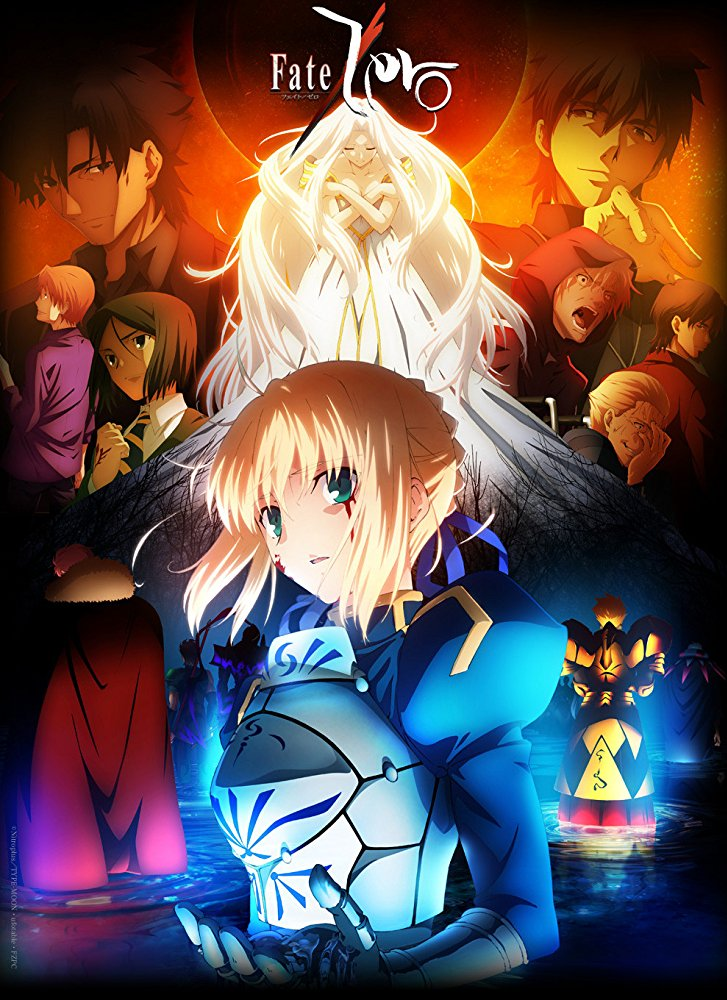 Watch Series FateZero Season 1
