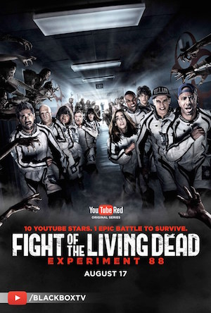 Fight of the Living Dead Experiment 88 Season 1 123streams