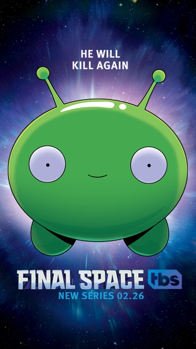 Final Space Season 1 Projectfreetv