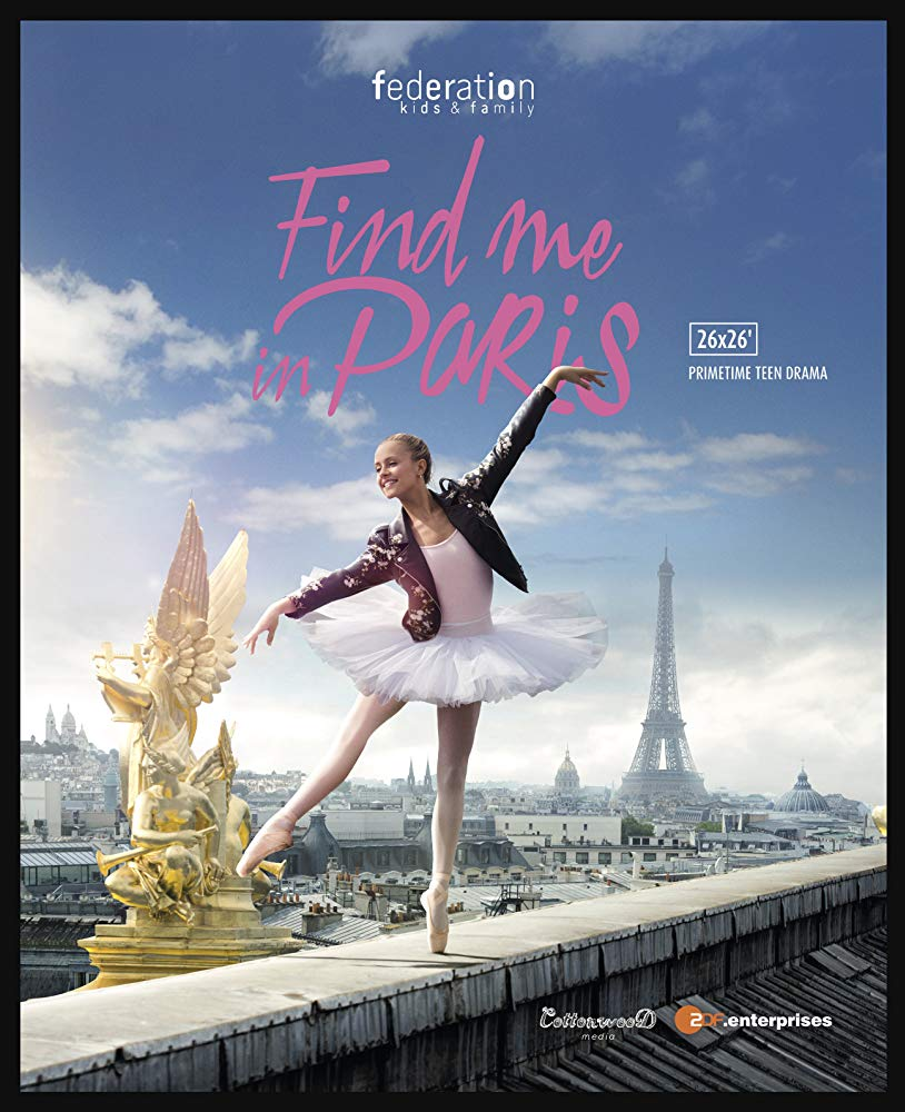 Find Me in Paris Season 1 Projectfreetv