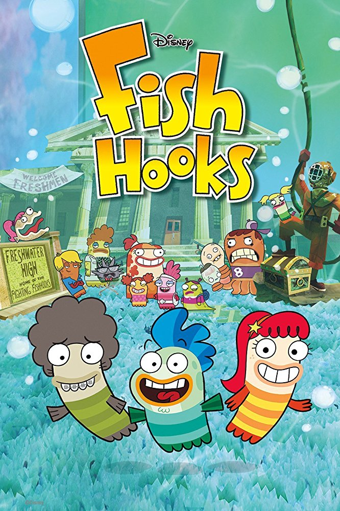 Watch Series Fish Hooks Season 2