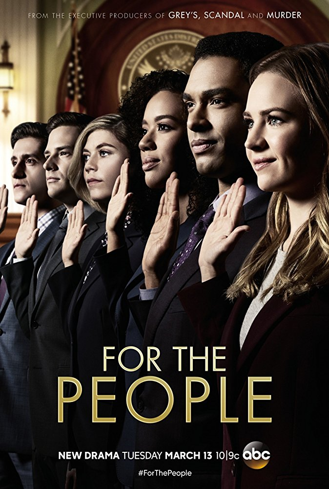 For the People Season 1 123Movies