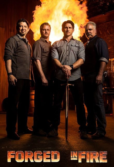 Forged in Fire Season 3 123Movies