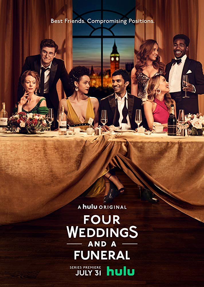 Four Weddings and a Funeral Season 1 fmovies