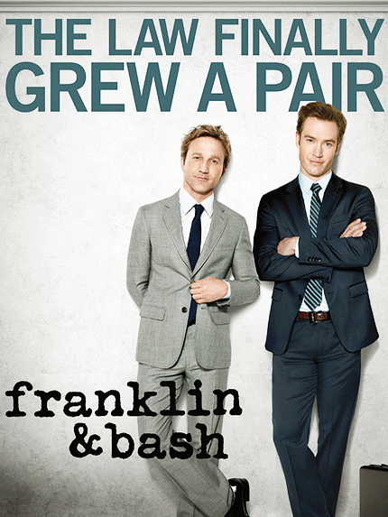 Franklin and Bash Season 3 123Movies