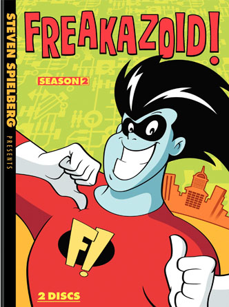 Freakazoid Season 1 123Movies