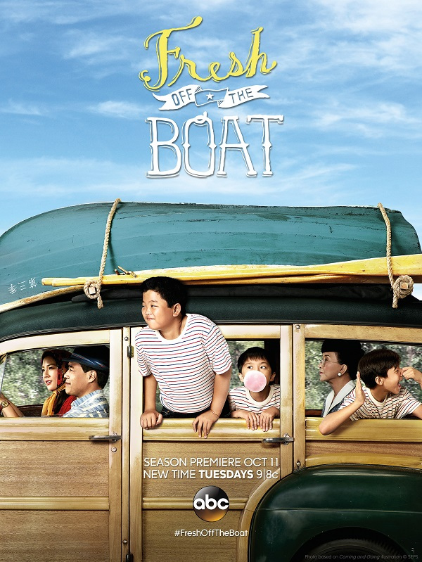 Fresh Off the Boat Season 3 123Movies