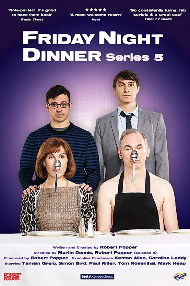 Friday Night Dinner Season 3 funtvshow