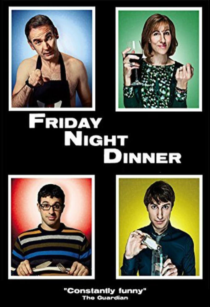 Friday Night Dinner Season 5 funtvshow