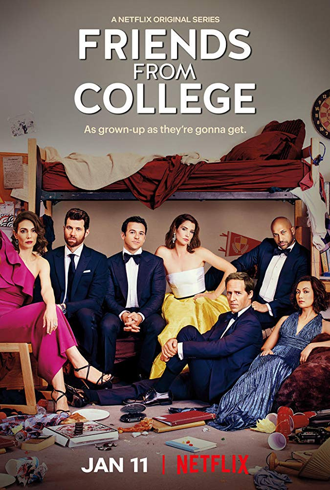 Friends from College Season 2 123Movies