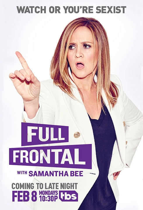 Watch Series Full Frontal with Samantha Bee Season 1
