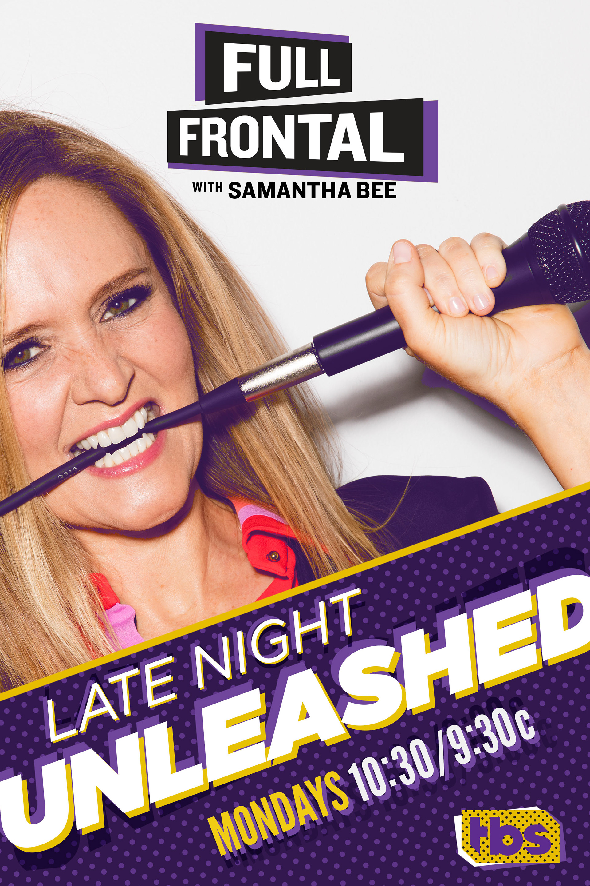 Watch Series Full Frontal with Samantha Bee Season 3