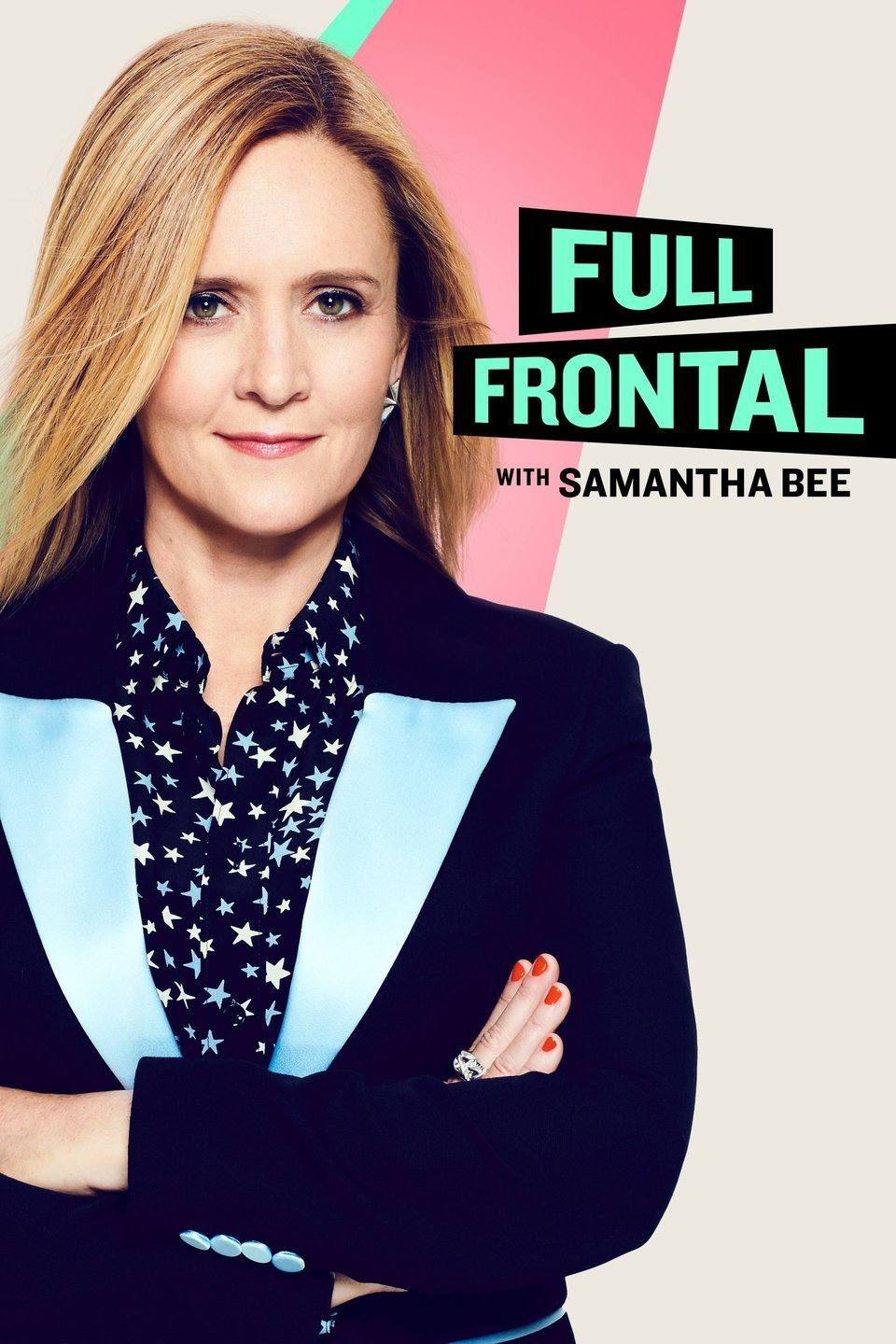 Full Frontal with Samantha Bee Season 5 funtvshow