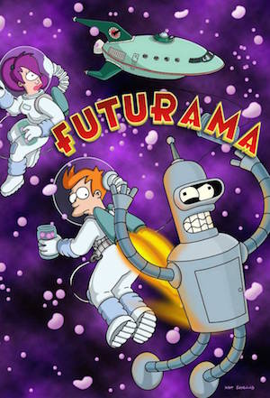 Watch Series Futurama Season 1