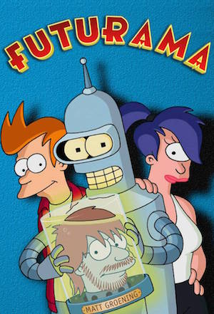 Watch Series Futurama Season 2