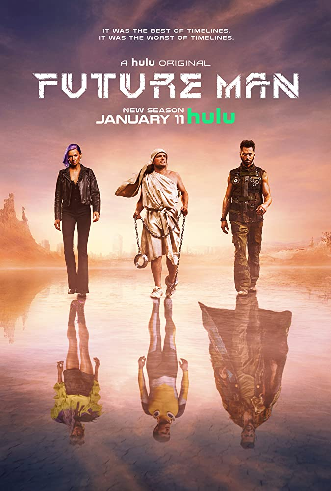 Future Man Season 3 123Movies