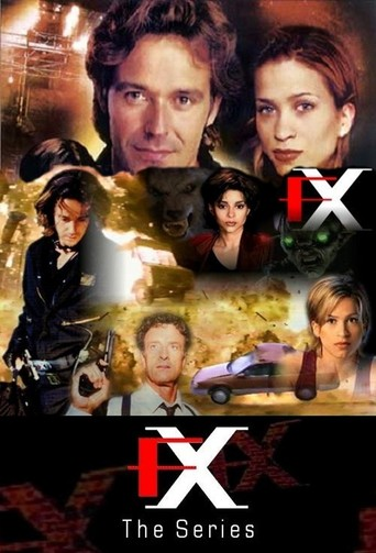 Watch Series FX The Series Season 2