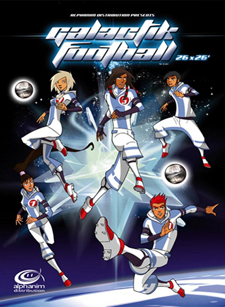 Watch Series Galactik Football Season 3