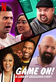 Game on A comedy Crossover Event Season 1 123Movies