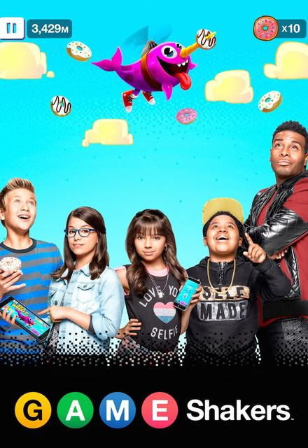 Game Shakers Season 1 123movies