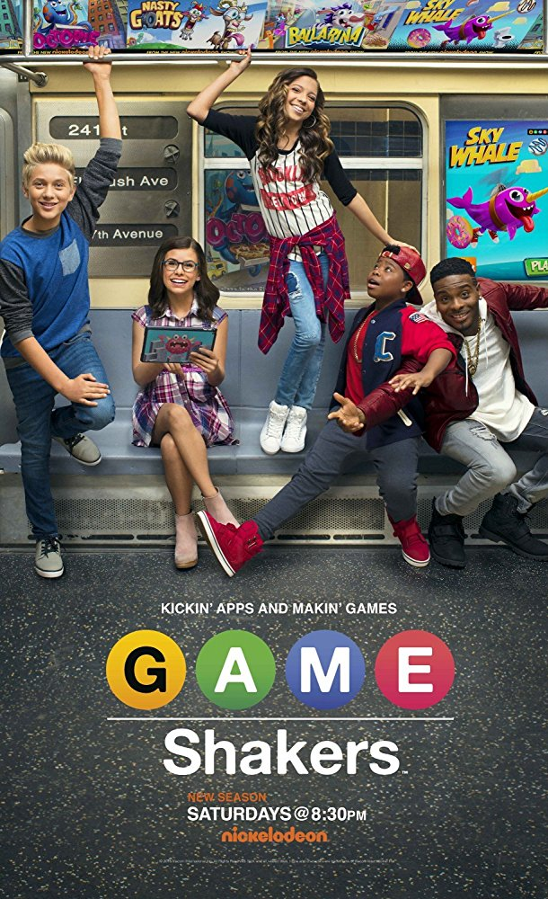 Game Shakers Season 3 123Movies
